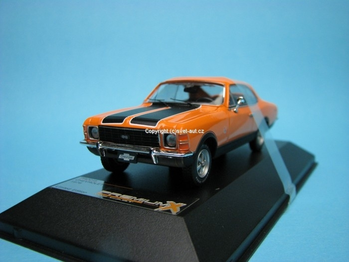 Chevrolet Opala SS orange 1:43 Premium X